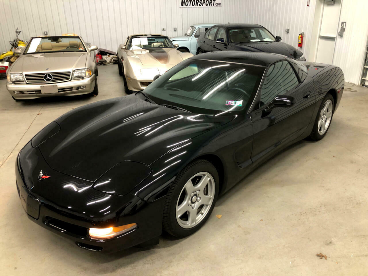 1999 Black Chevrolet Corvette Coupe  | C5 Corvette Photo 10