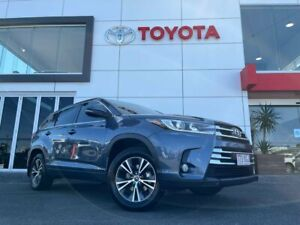 2017 Toyota Kluger GSU50R GX 2WD Blue 8 Speed Sports Automatic Wagon Tweed Heads South Tweed Heads Area Preview