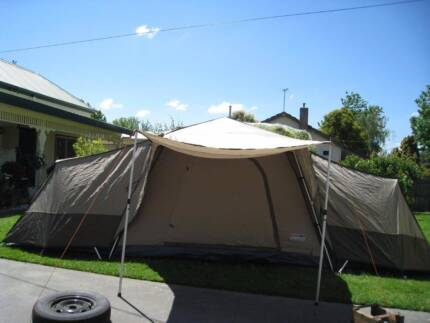 Black Wolf Turbo Lite Twin 300 Tent as new & Black wolf turbo lite cabin 450 tent | Camping u0026 Hiking | Gumtree ...