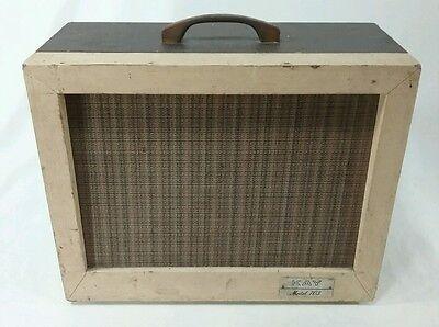 1960's Vintage Kay 703 Tube Amp Vintage Guitar Tube Amp