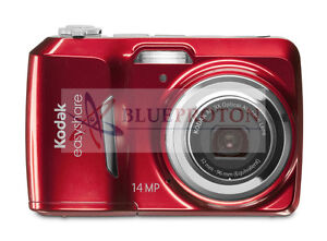 Kodak EASYSHARE C1530 14.0 MP Digital Camera - RED New