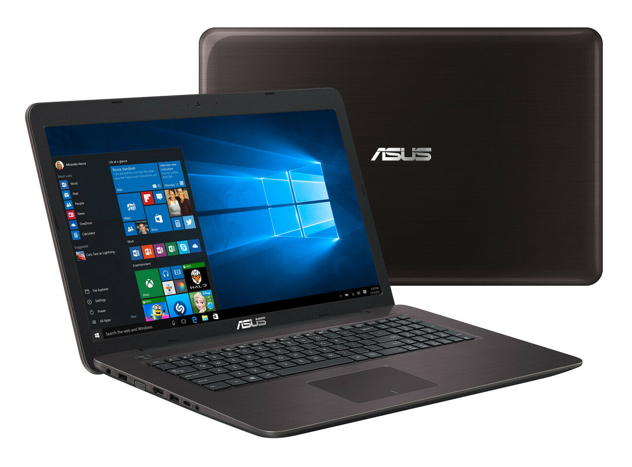 Pc portable asus gamer