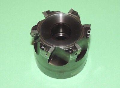 Sandvik Coromill Square Shoulder Milling Cutter W New Inserts A490-063r25-08m