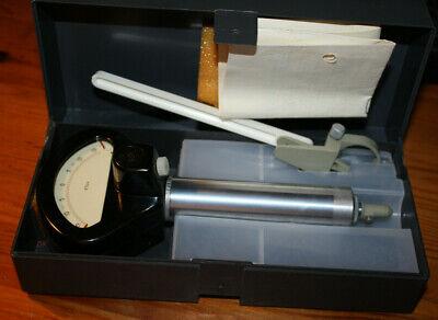 Ussr Mikrokator - Measuring Head Spring Type 1igpv --0.015 - 00005 Mm