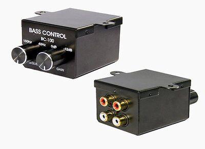 Subwoofer Weiche Bassregler (Level & Frequenz) Bass Regler