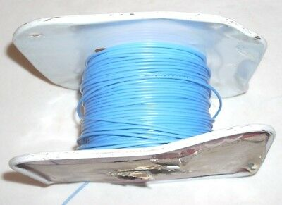 Belden 304.8mtr 16 Awg Blue Electrical Cable Wire 3 Lb 4 Oz