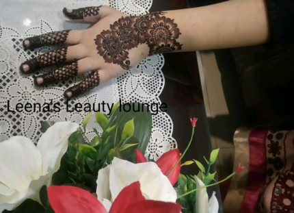 Henna special offer