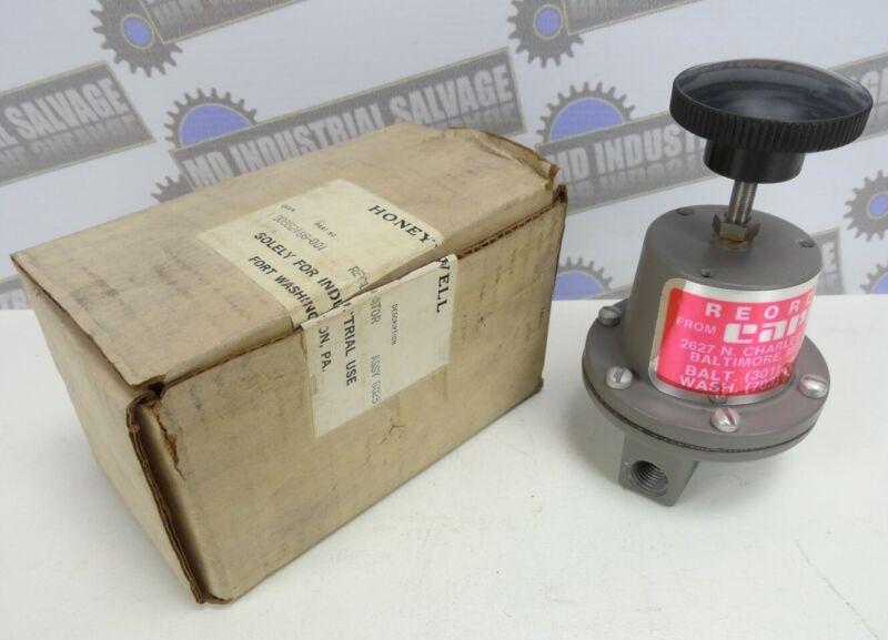 HONEYWELL - Pressure Regulator ASSY 8023 PN: 30352196-001 (NEW in BOX)
