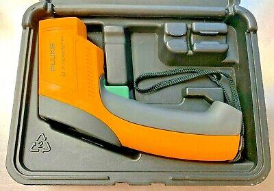 Fluke 63 Ir Handheld Digital Non-contact Infrared Thermometer Gun