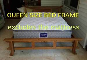 QUEEN SIZE BED FRAME $850 ONO — EXCLUDING THE MATTRESS Rapid Creek Darwin City Preview