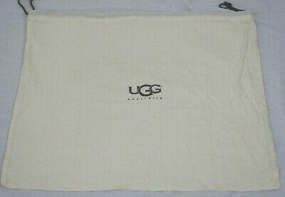 UGG Australia Backpack Dust Bag Drawstring Travel Protect Boot Storage 19.5 x - Ugg Backpack