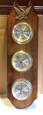 Verichron Barometer Hygrometer Thermometer 3