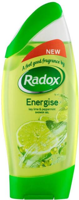 Radox Energise Lime Shower Gel (250ml)