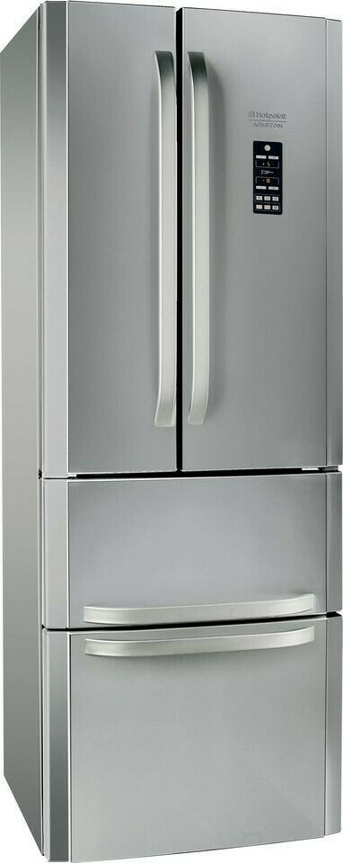 Vorderansicht vom Side-by-Side Hotpoint E4DG AAA X O3