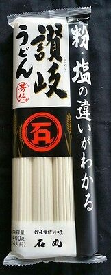 400g Kagawa Sanuki Japanese Udon Noodles Dry noodles from Japan very healthy for sale  Shipping to Canada
