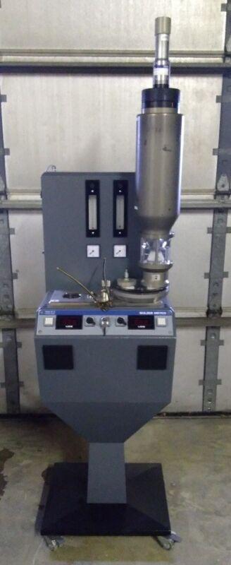 Sulzer Metco Twin 10 Compact Powder Feeder