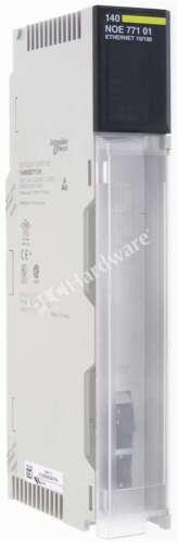 Schneider Electric 140NOE77101 MODICON TSX QUANTUM Ethernet Module Qty