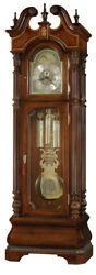 Howard Miller 611-066 Eisenhower - Presidential Series Grandfather Clock  611066