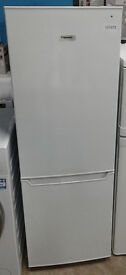 c377 white fridgemaster 60/40 fridge freezer new graded with manufacturer warranty can be delivered