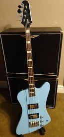 Sale/Trade - Custom Shop Fretless Thunderbird '64 (Entwistle) Bass Guitar - (Epiphone/Gibson)