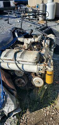 Caterpillar Cat 3208 Natural Marine Diesel Engine