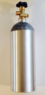 Beer Tap Draft Co2 5lb Gas Tank Kegerator Jockey Box
