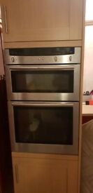 Cooker and unit and hob