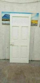 Solid Wood Door No160432