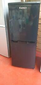 Black Lec Fridge Freezer