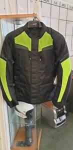 Motorcycle jacket Malaga Swan Area Preview