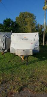 2010 Off road Jayco Discovery outback 17.55 Pop top Cairns Cairns City Preview