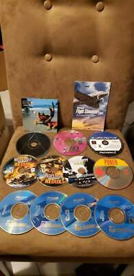 Flight Simulator 2004 Battlefield Redux Call of Duty Monster Truck Supercar more, used for sale  Winter Garden
