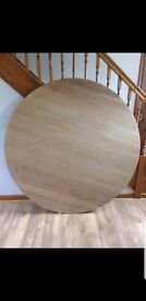 1.5m Neptune Henley Table Top - Need gone ASAP!!