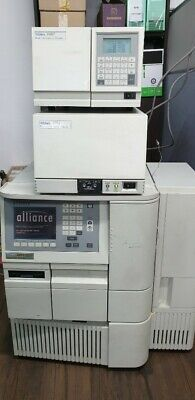 Waters Alliance Hplc 2695 2487 Detector 2996 Detector A01