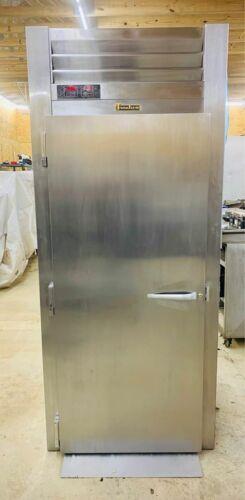 Traulsen 1 Door Roll In Rack Pizza Dough Proofer Warmer RPP132L-FHS