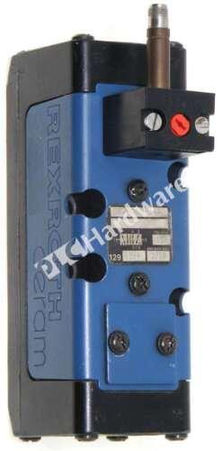 Rexroth GS20061-2440 Single Solenoid Valve 2 Position Valve 150 psi NO Coil