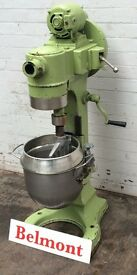 John Hunts Heavy Duty 20qt Mixer Complete with Bowl and Beater
