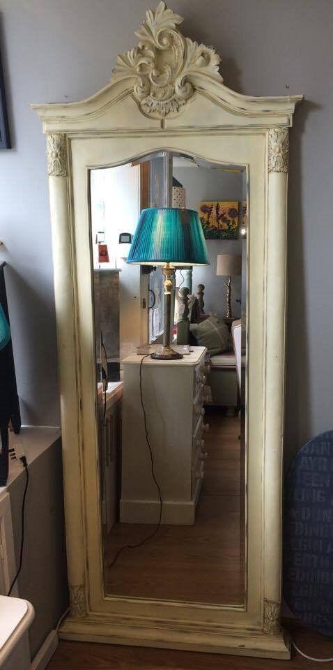 Sale Antique Full Length Mirror In Polwarth Edinburgh Gumtree