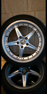 18 inch mags holden