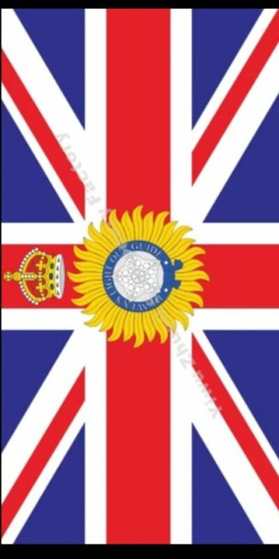 British India Governor Flag (1885-1947) Large 150 x 90 CMS