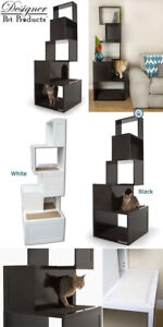 DESIGNER CAT TREE (Brand New)