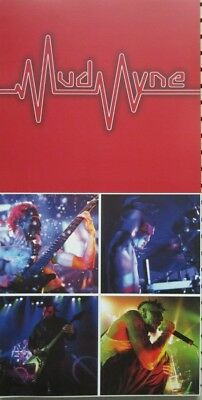 MuDvAyNe 2001 Get Your Dosage Epic Records 2 sided promo poster New Old Stock