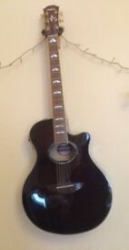 Yamaha APX 900 electro-acoustic guitar