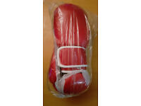 NEW boxing GLOVES MITTS mma kickboxing martial arts exercise fitness gym karate tae kwon do kung fu