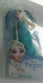 The most popular character Elsa Doll