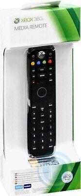 MANDO DVD REMOTE MULTIMEDIA ORIGINAL MICROSOFT XBOX 360 MEDIA REMOTE NUEVO