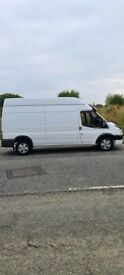 Man and van for hire