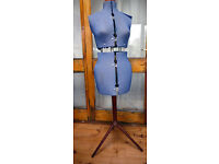 Dressmakers dummy -adjustable