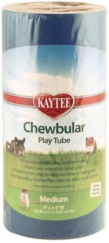 Super Pet Kaytee Chewbular Play Tube, Medium, Colors Vary