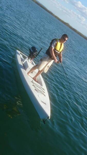 Solo Skiff - Why Paddle? FINANCE TODAY FROM $25 PER WEEK